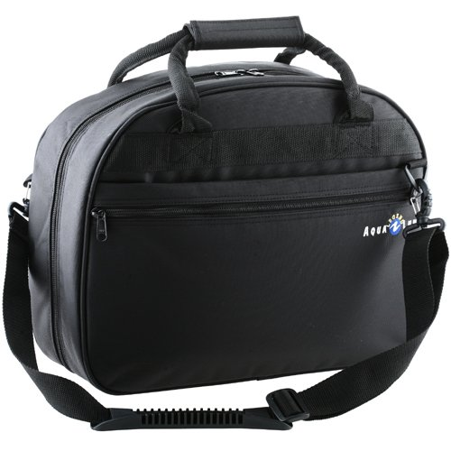Aqua Lung Legend Regulator Bag, Black by Deep See