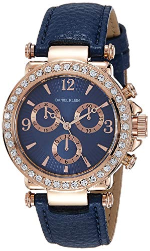 (Renewed) Daniel Klein Analog Blue Dial Women's Watch - DK10155-2 (B07LF487QZ) Amazon Price History, Amazon Price Tracker