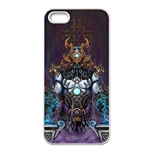 iphone5 5s phone case White Lei Shen World of Warcraft WOW KKD7826551