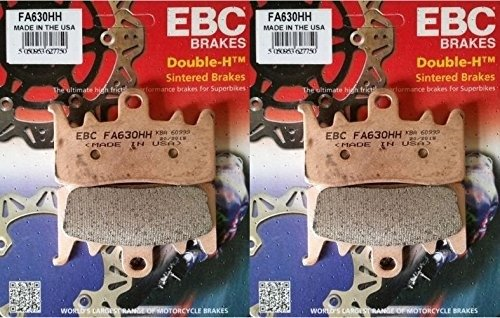 EBC Double-H Sintered Front Brake Pads 2013-15 Can-Am Spyder RS RT ST F3 2 Sets -