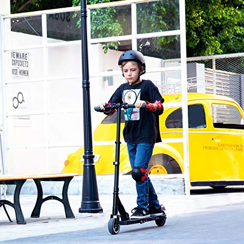 MEGAWHEELS S1 Electric Scooter Up to Miles Suitable for Age