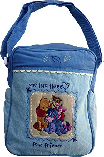 Disney Winnie the Pooh Mini Diaper Bag, One Two Three Four F