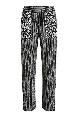 edc by Esprit, Pantalones para Mujer Negro (BLACK 001)
