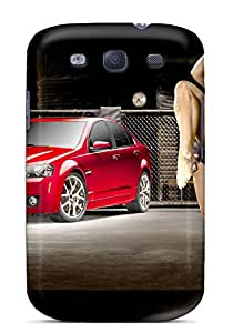Pretty SShif13076mGrws Galaxy S3 Case Cover/ Gina Carano Ufc Fighter Series High Quality Case