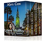 Lana Malloy Paranormal Mystery Series - Four Novella Set: Haunted Hearts, Get Out or Die, The Wedding Crasher, & Christmas Cruise - Box Set 3 (Lana Malloy Paranormal Mystery Series Box Sets)