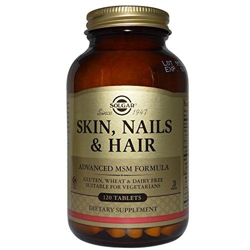 Solgar Skin Nails - 3