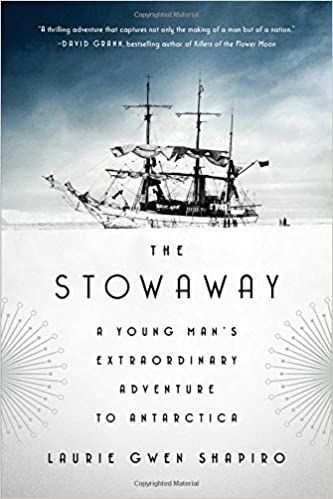 Image result for stowaway laurie gwen shapiro