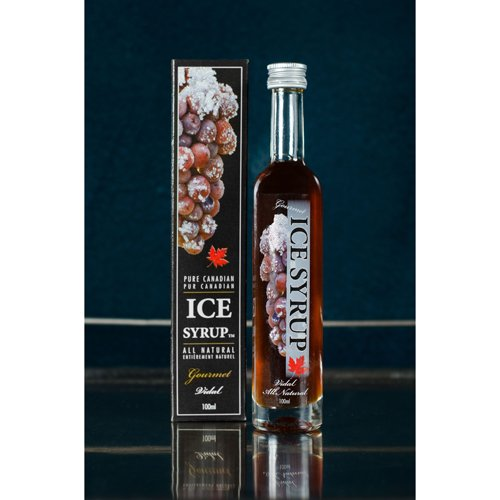 Ice Syrup - Vidal Grape Syrup - 6 x 3.38 fl oz by Ice Syrup