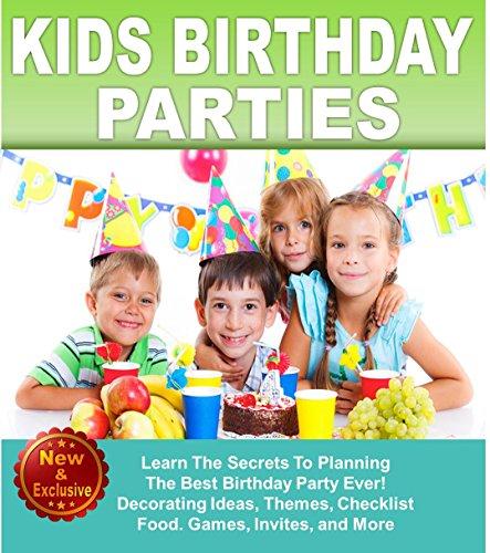 Kids  (Birthday Party Decorating Ideas)
