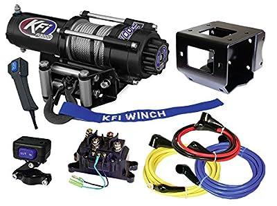 KFI Combo Kit - A3000 Winch & Mount Kit - 2014-2018 Polaris Sportsman 570