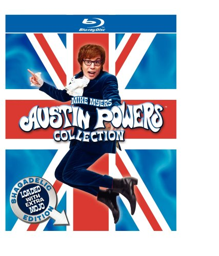 quot austin powers collection international man of mystery