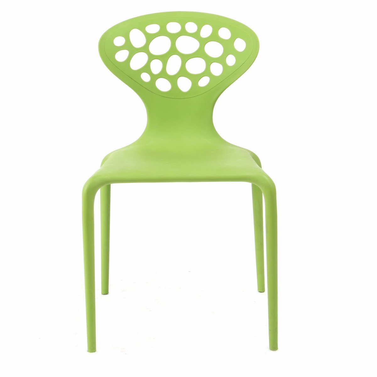 Image result for lily stacking chair green