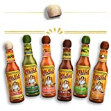 Cholula Hot Sauce Variety Pack - 6 Different Flavors