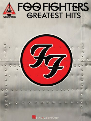 Book Foo Fighters - Foo Fighters - Greatest Hits Songbook (Guitar Recorded Versions)