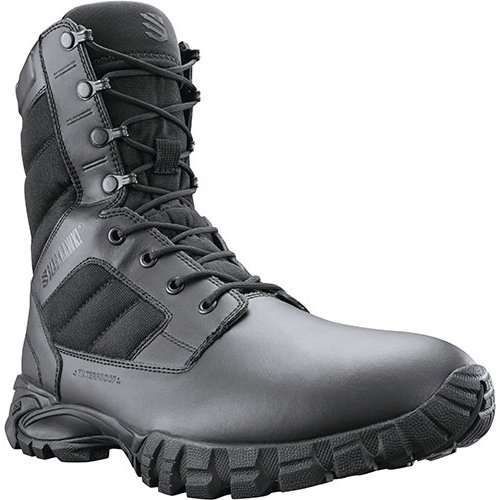 BT02BK105M Tactical Boots 10.5 M/Waterproof, Clear ()