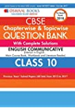 Oswaal English Communicative: Based on CBSE Publication Books- Main Course Book, Literature Reader and Workbook for Class 10