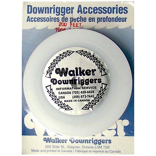 Walker Downriggers 200W Wire, 195-Pound/200-Feet