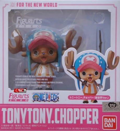 Figuarts ZERO Tony Tony Chopper New World Ver Static Figure Bandai ONE PIECE