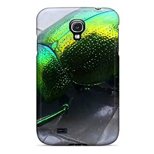 Anti-scratch And Shatterproofphone Cases For Galaxy S4/ High Quality Tpu Cases