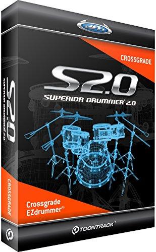 Toontrack Superior Drummer 2.0 Crossgrade from EZdrummer Download