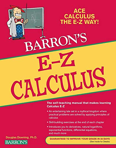 E-Z Calculus (Barron's Easy Series)