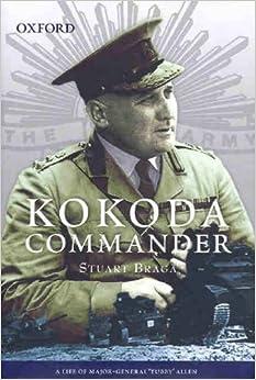 Book Kokoda Commander
