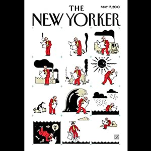 The New Yorker, May 17th, 2010 (Malcolm Gladwell, David Owen, Julia Ioffe) Periodical