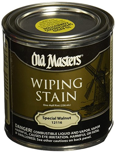 - OLD MASTERS 12116 WIP Stain, Special Walnut