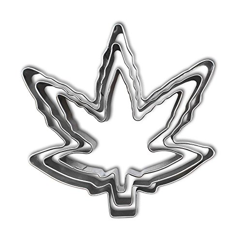 cannabis cookie cutter - 1