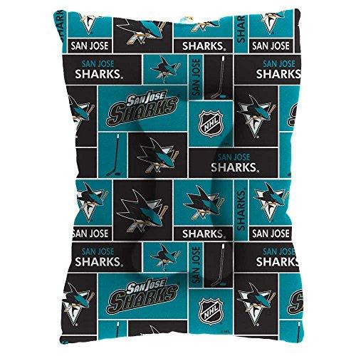 San Jose Sharks Pet Bed (Small 18
