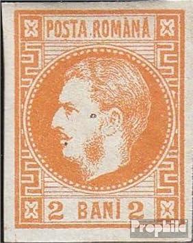 Prophila Collection Rumania 17 1868 Sello de Correos - Principe ...