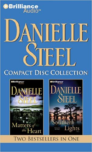 //FREE\\ Danielle Steel CD Collection 3: Matters Of The Heart, Southern Lights. barcos Located database label deags blues