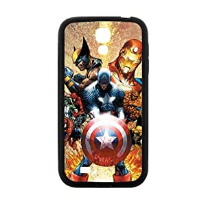 Cool painting The Avengers superman Cell Phone Case for Samsung Galaxy S4