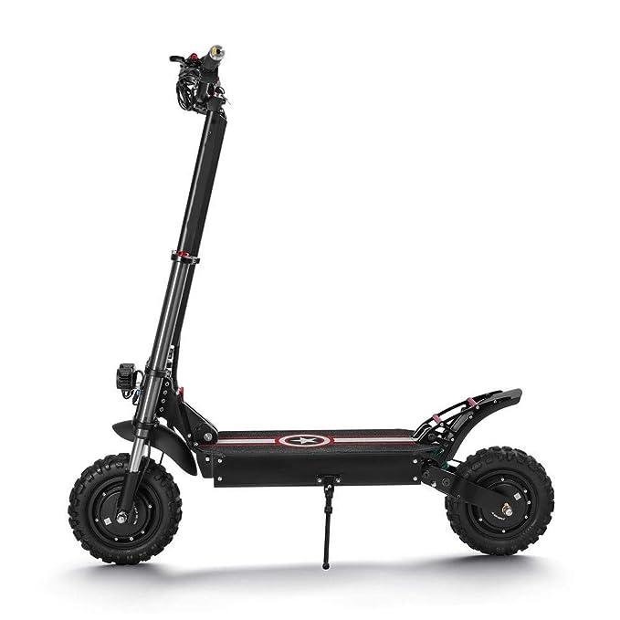 DYHQQ 2400W Motor Potente Scooter eléctrico para Adultos ...