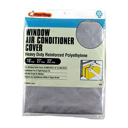 18x27 Window A/C Cover