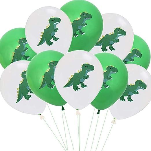 Scrox 1 Set Globo Impreso Dinosaurio de Dibujos Animados ...