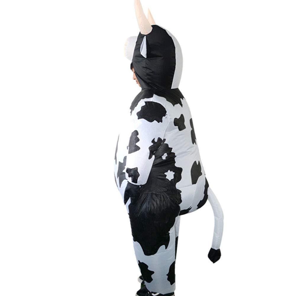 Amazon.com: Ss Ropa Inflable Ranch Vaca Juguete Creativo ...
