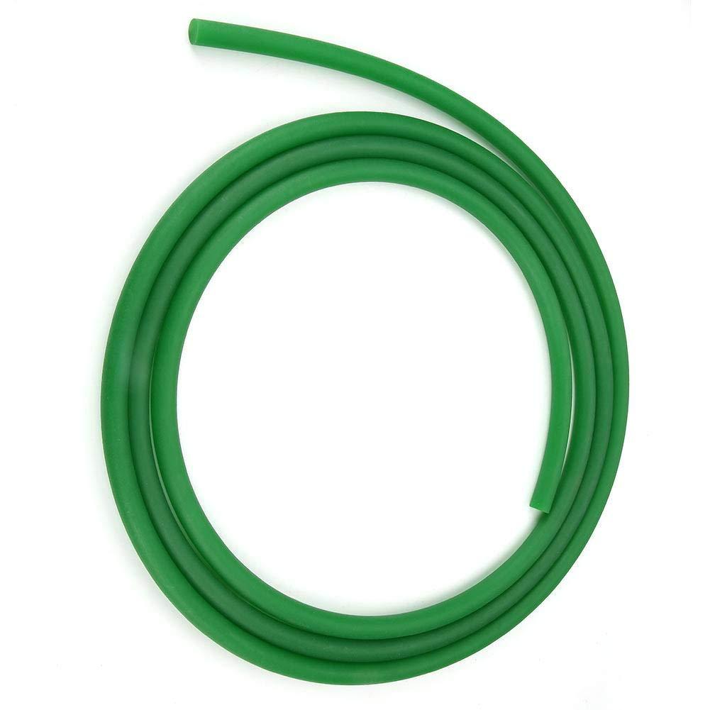 12mm3m Green Rough Surface PU Polyurethane Round Belt for Drive Transmission Transmission Belt