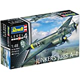 Revell REVELL03935 Junkers JU88 A-4 Model kit