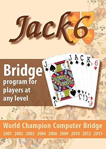 Jack 6.0 Computer Bridge Software - Computers & Software