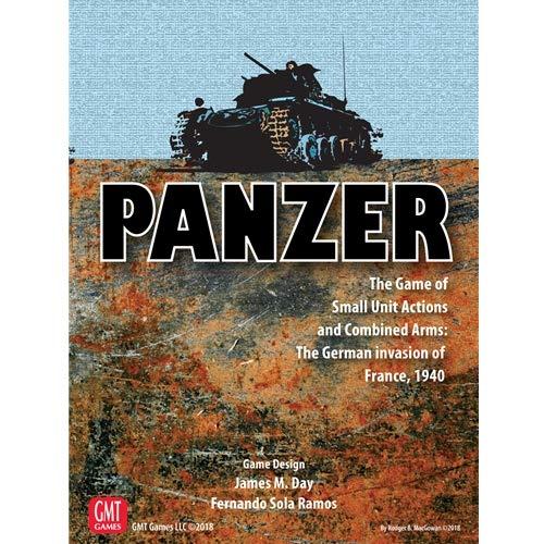 Panzer: Expansion #4 - ドイツのフランス侵略 1940 B07MC5CV46