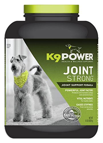 K9-Power 'Joint Strong' Dog Joint Support Formula, 8-Pound