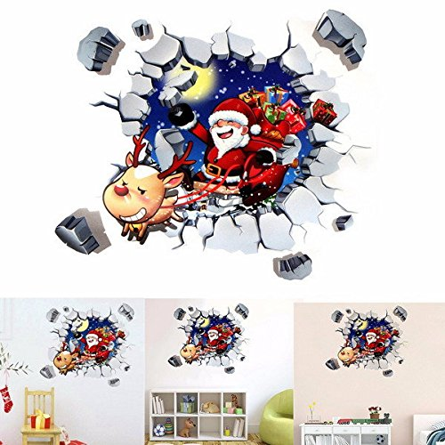 dipshop-45x60cm-3d-wall-sticker-christmas-santa-claus-adhesive-sticker-bedroom-home-deco