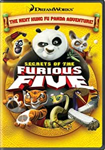 Secrets Of The Furious Five