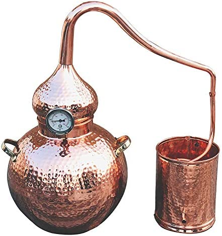 Alembic whiskey moonshine essential Copperholic product image