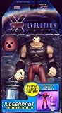 X-Men Evolution Juggernaut Action Figure