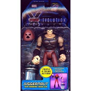Prannoi Battle Ravaged Wolverine from X-Men Evolution Action Figure