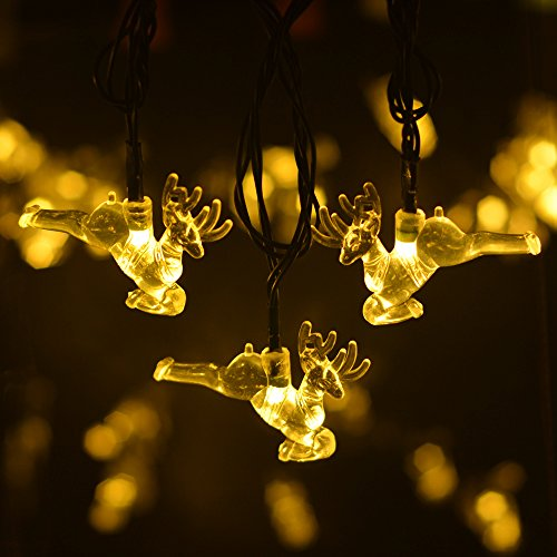 Deer Solar Lights - 5
