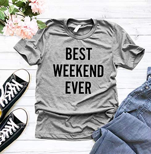 Best Weekend Ever T Shirt, Weekend Sweatshirt, Tumblr tshirt, Birthday Gift, Christmas Gift, Beach T-Shirt, Vacation T-Shirt, Vacay Mode T Shirt