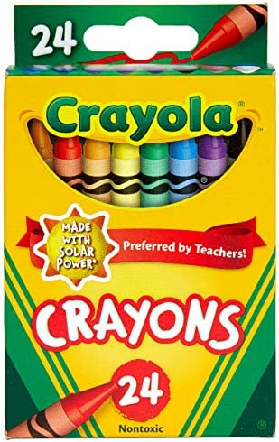 crayola crayons spring Crayon Letters neon bright colors Easter 2 piece crayon spring edition best seller fast shipping
